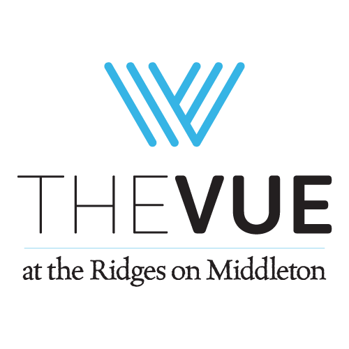 Vue at the Ridges on Middleton in Vernon logo
