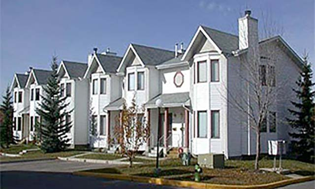 Abbeydale Past Project Townhomes