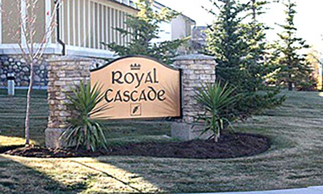 Royal Cascade Past Project Townhomes