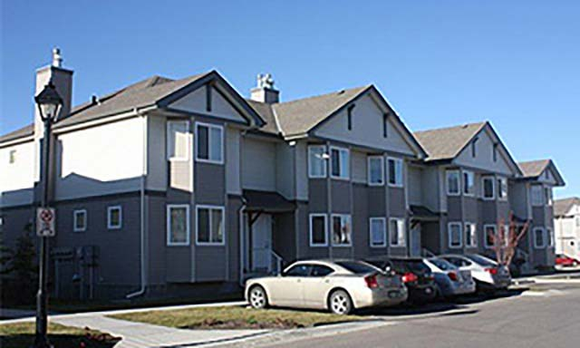 Royal Crowning Past Project Townhomes