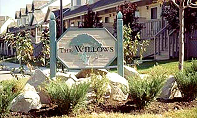 The Willows Past Project Townhomes