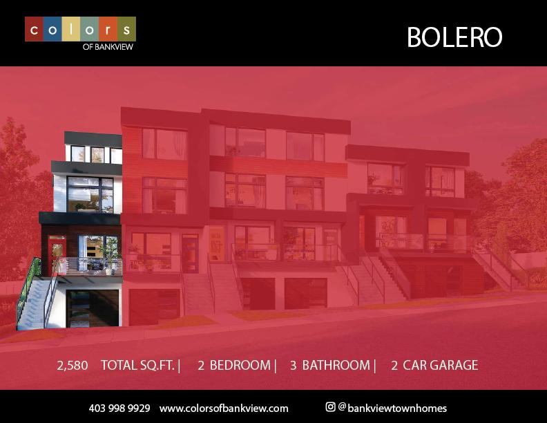 Bolero Suite Location - Colours of Bankview
