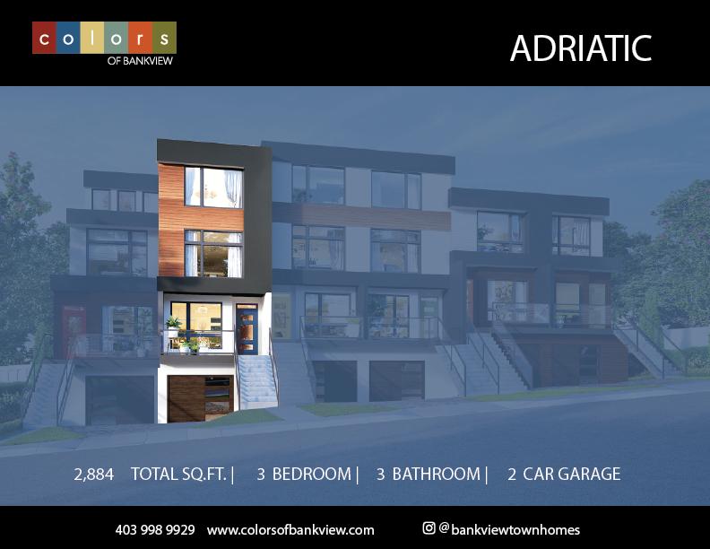 Adriatic Suite Location